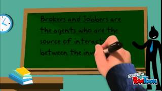 Brokers And Jobbers