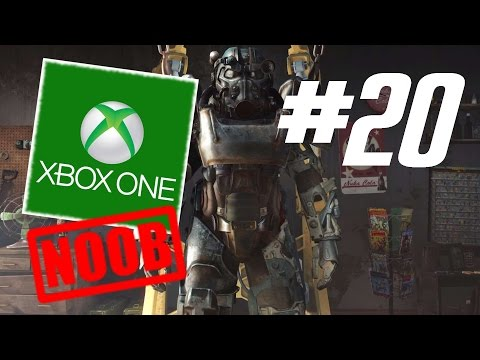 FALLOUT 4 (PC Gamer on an XBOX) #20 : Mod Testing and Murder