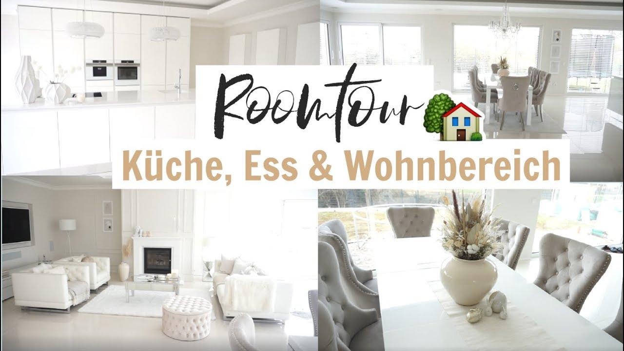 ROOMTOUR! KÜCHEN DETAILS | ESS & WOHNBEREICH | Neue Deko gekauft |MAYRA JOANN