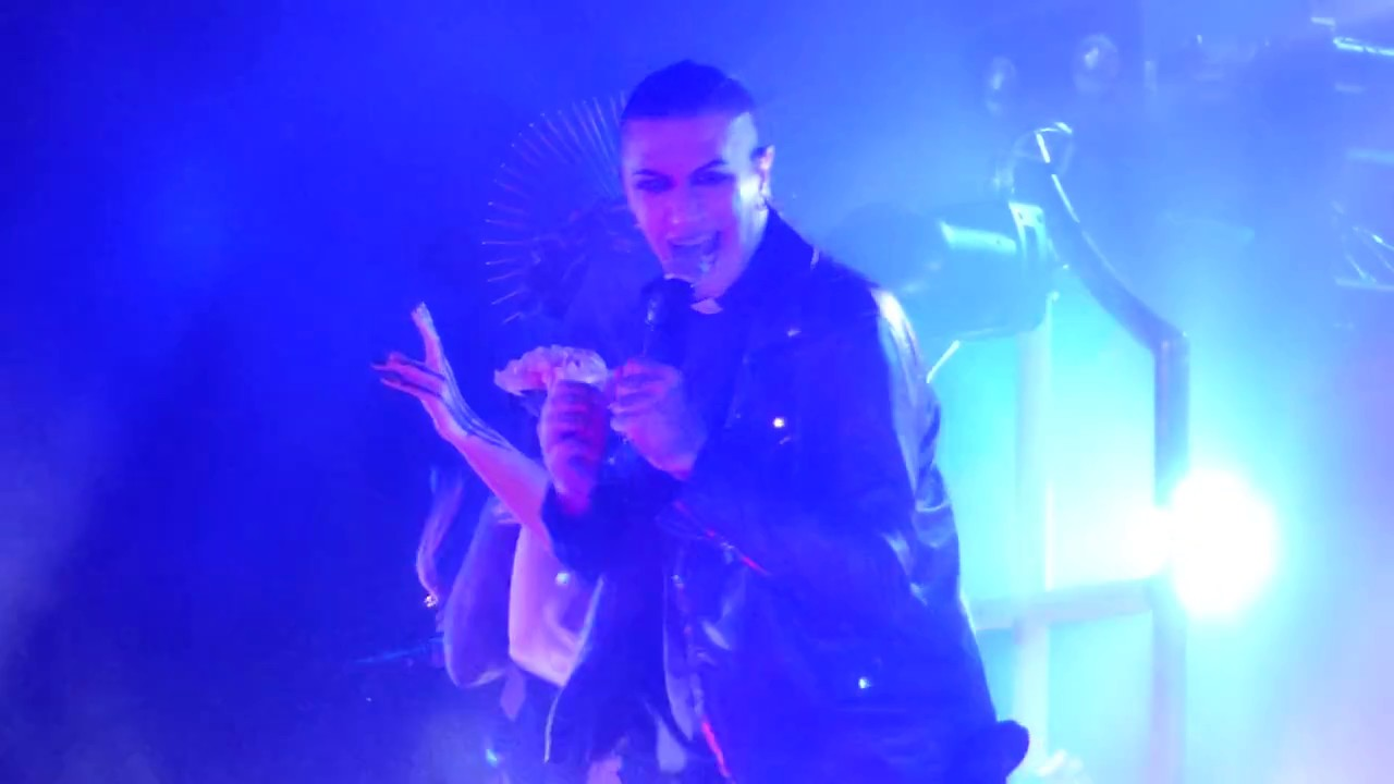 In This Moment - Black Wedding (with Chris Motionless ...