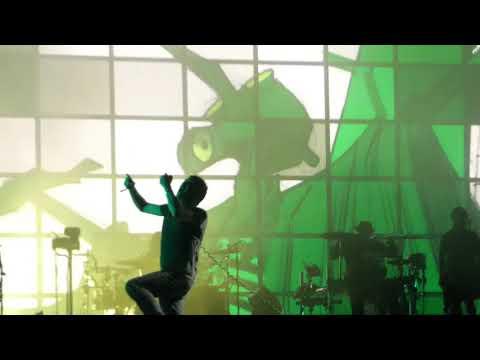 Gorillaz - Rhinestone Eyes LIVE ACL Fest Weekend 1 [HD] 10/8/17