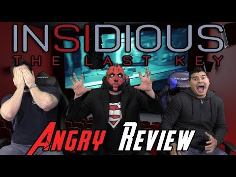 Insidious: The Last Key Angry Movie Review