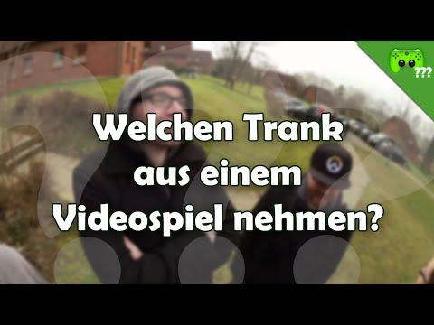 TRANK AUS EINEM VIDEOSPIEL? 🎮 Frag PietSmiet #602