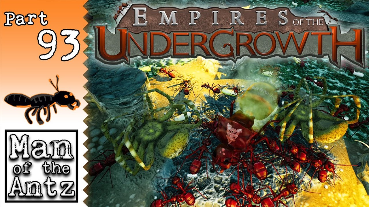 Workers Only Freeplay!   Empires of the Undergrowth - Part 93