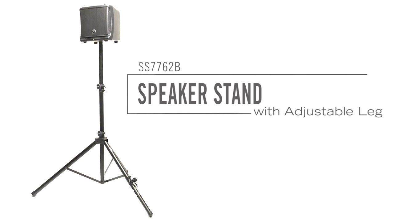 On-Stage MSA1.375 Speaker Adapter for Mic Stands PA
