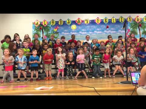 2015 Donelson Elementary School Program