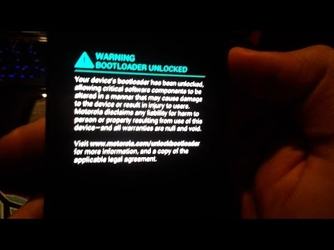 Root and Unlock Bootloader of Droid Razr M (XT907) On 4.4.2 KitKat