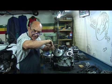 Motor Benelli TNT 300 Parte 2