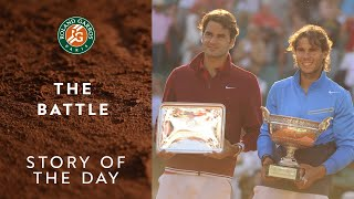 Story of the Day #6 - The Battle | Roland-Garros 2019