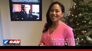 Behind the Scenes with OAN Anchors: A Look Back at 2018