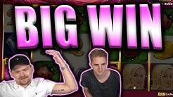 BIG WIN on LUCKY LADY'S CHARM 6 - Casino Stream Big Wins