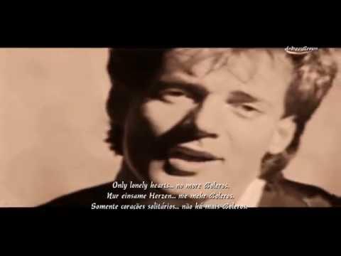 Gerard Joling- No more Boleros- original/restored English/Deutsch/Português lyrics