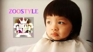 KID hairstyle supeer star 小明星  zoostyle