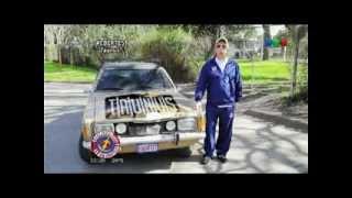 Eber Test - Ford Taunus