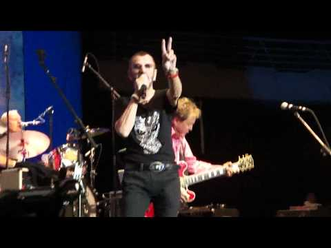 "RINGO STARR EN CHILE 2011//""ACT NATURALLY""/MOVISTAR ARENA"
