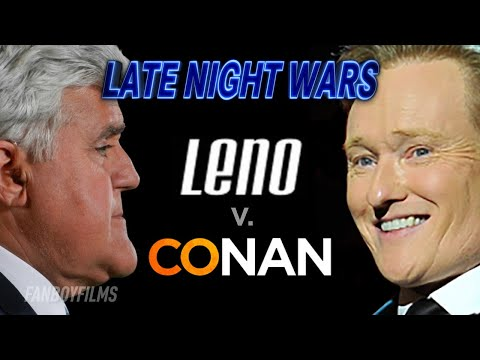 The Late Night War Part II - Jay Leno vs Conan O'Brien