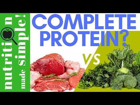 Complete protein-What is it and where do I get it? (Ultimate Guide to Protein Part II)