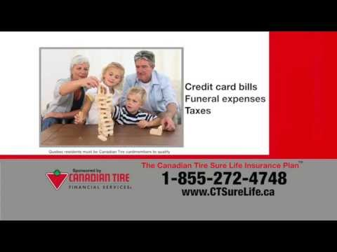 Voice-Over Recording : Canadian Tire Financial Services - Television Commercial Ad