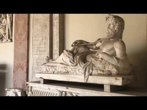 Walkthrough Of The Vatican Museums, Stunning!!