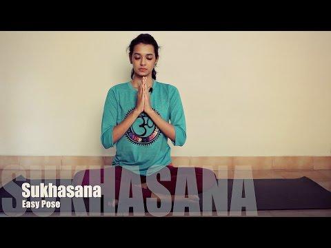 Sukhasana | Easy Pose