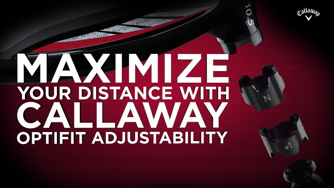 Callway Drivers: How to Use the Optifit Hosel to Adjust Loft & Lie