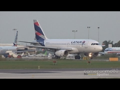Diverted LATAM   Airbus A319   HC-CPZ   Nassau,Bahamas