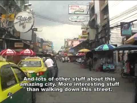 Khao San Road / Khao Sarn