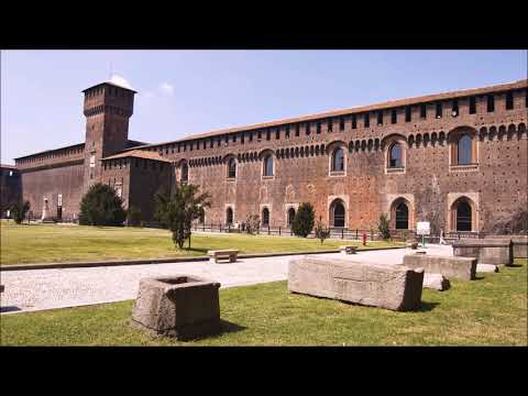 Sforza Castle – Exterior  – Milan | Audio Guide | MyWoWo (Travel App)