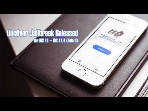 New jailbreak tool iOS 11 0 -11 4 by uncOver from Pwn20wnd