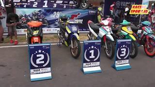 PARA JUARA bebek 4tak 125cc mix open FINAL YAMAHA CUP RACE SIRKUIT MIJEN SEMARANG