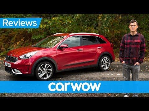 Kia Niro hybrid 2018 in-depth review | carwow Reviews