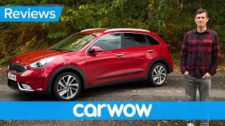 Kia Niro hybrid 2018 in-depth review | Mat Watson Reviews