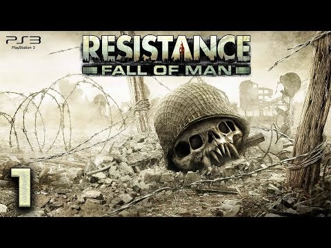 resistance:-fall-of-man-(ps3)---720p60-hd-playthrough-episode-1---york
