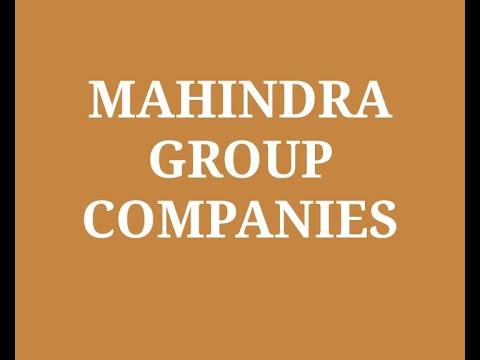 Mahindra Group Listed Companies | Chairman CEO