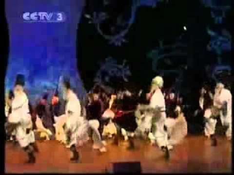 Видео: Долан уйгурский танец