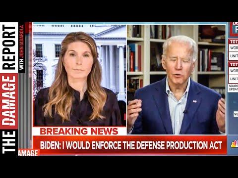 Joe Biden's Most Awkward Interview Ever
