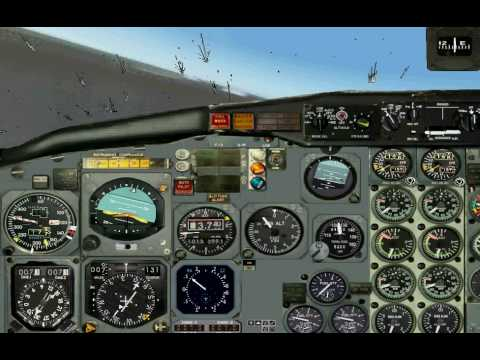 Flying the 737-200 Tinmouse II Mod