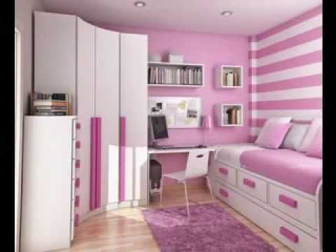 Diy Painting Design Decorating Ideas For Girls Bedroom Youtube