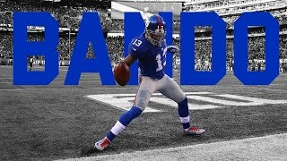 Odell Beckham Jr. || Bando || New York Giants || Highlights ||