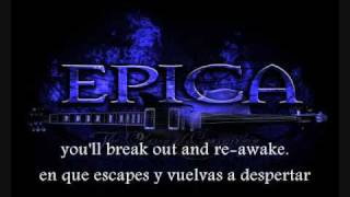 Epica-Living a lie simone version  lyric ingles-español