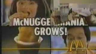 WABC-TV New York - News Tease, McDonald's ad, and News Open (1983) Video