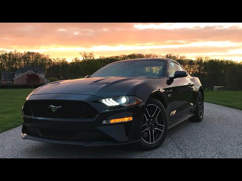 My Friend Surprised Me with his New Mustang!