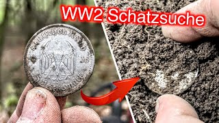 Dangerous Treasure Hunting at the Eastern Front for lost World War Relics (WW2 Metaldetecting)