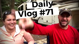 Why Do People Choose The Fulltime RV Life?   RVLife Daily Vlog #71