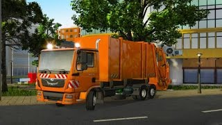 Cityconomy Gameplay Part 2 - Garbage Truck Let's Play