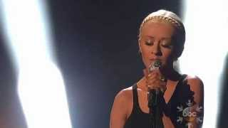 "A Great Big World & Christina Aguilera Belt Out a Powerful Rendition of ""Say Something"" at AMA 2013"