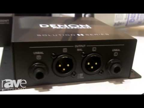 CEDIA 2016: Denon Shows Bluetooth Transmitter and Receiver in the Capitol Booth