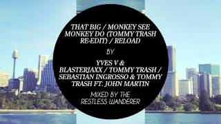 That Big vs Monkey See Monkey Do (Tommy Trash Re-Edit) vs Reload - Mixed by The Restless Wanderer