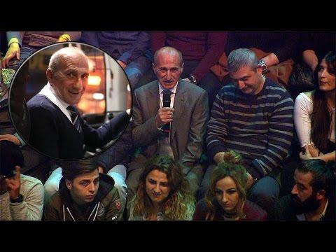 İETT'nin Efsane şoförü Hikmet Abi Beyaz Show'un Konuğu Oldu!