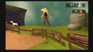 Asterix & Obelix Kick Buttix PS2 (game play)